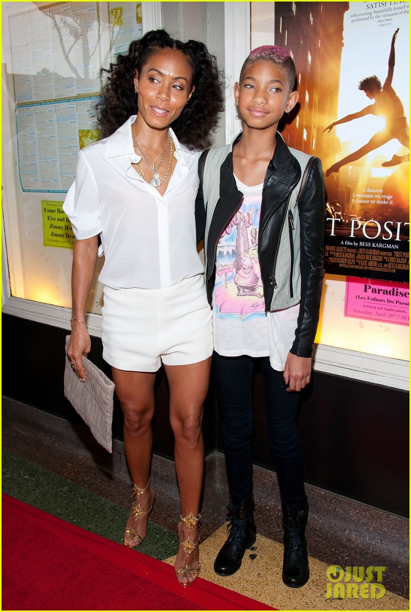 willow smith first position premiere 06