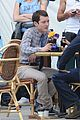 Photo 36 of Elijah Wood: Pizza for Lunch on 'Wilfred' Set