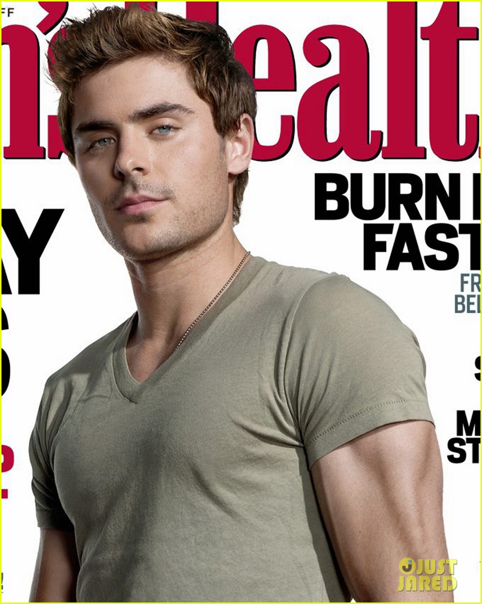 zac efron mens health cover 01