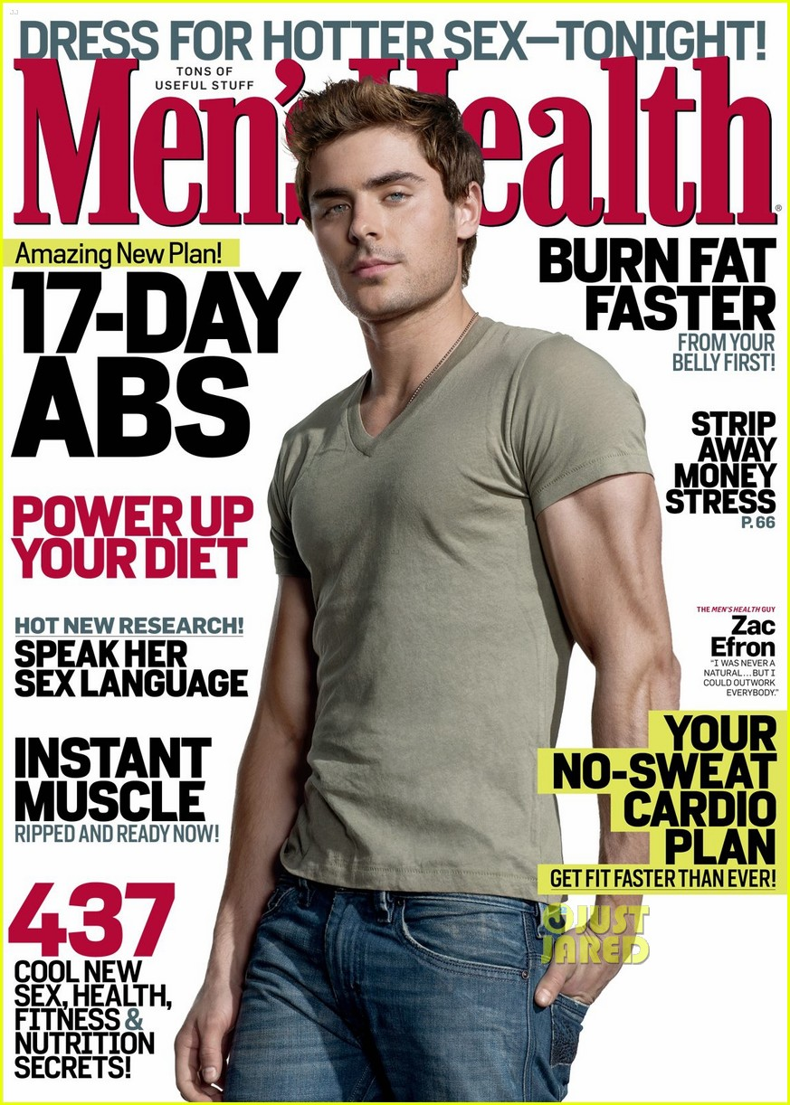 zac efron mens health cover 02