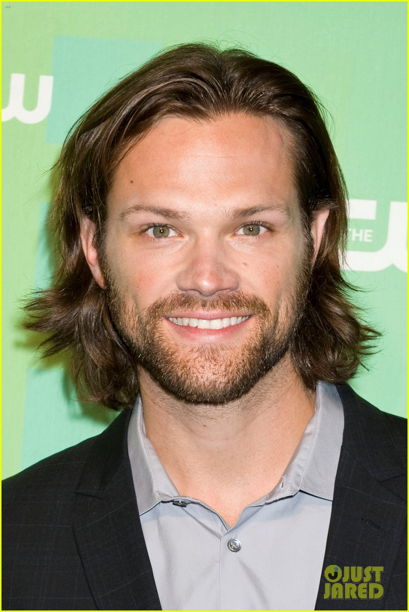 andyswift  Also chatted with Jared Padalecki about tomorrow   s      Jared Padalecki 2013 Beard