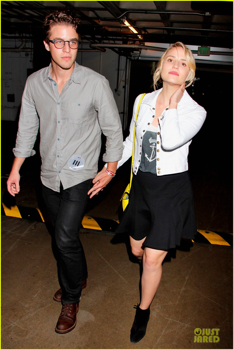 dianna agron henry joost new couple 08