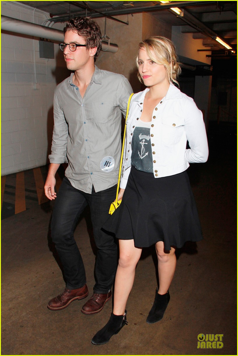 dianna agron henry joost new couple 12