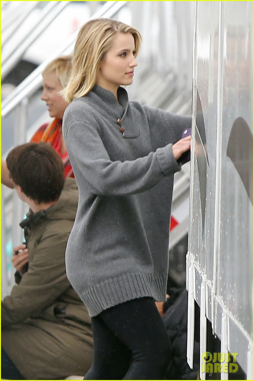 dianna agron leaving glee 02