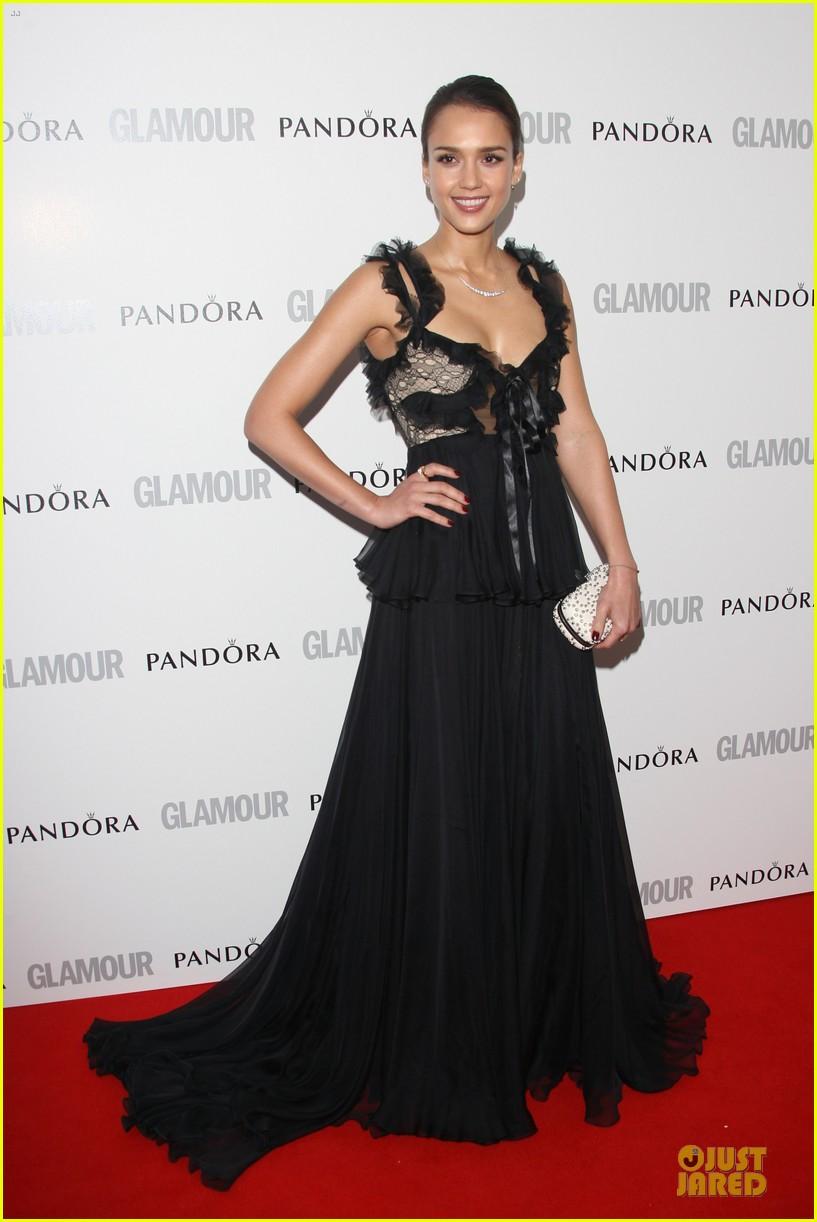 jessica alba glamour awards 02