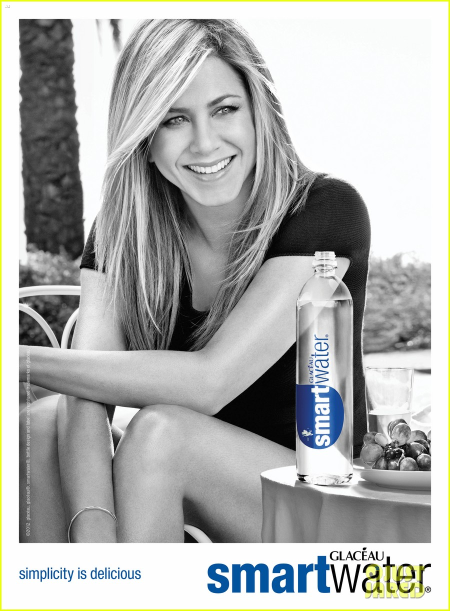 jennifer aniston new smartwater ads 022662444