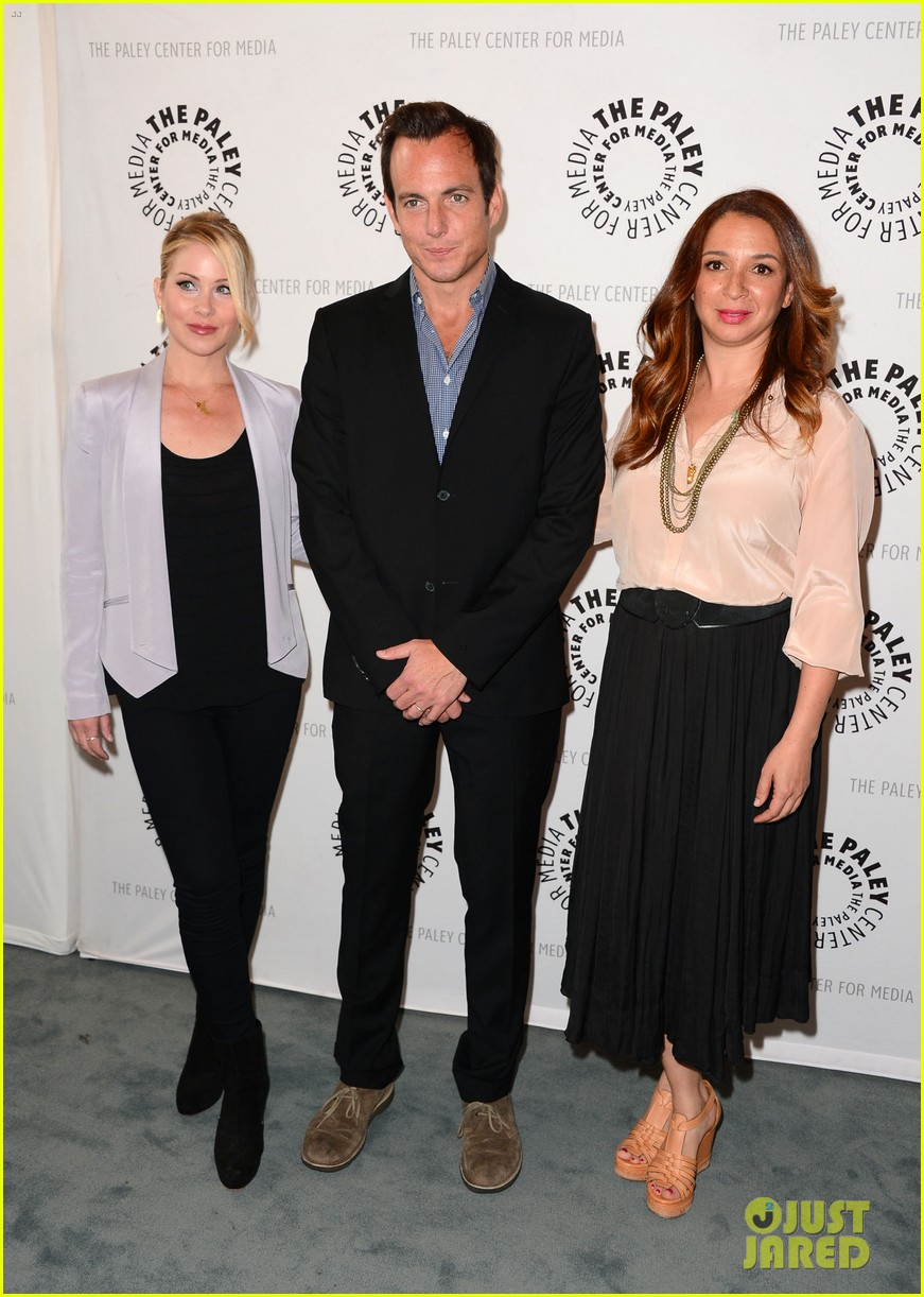 christina applegate maya rudolph up all night paley 01