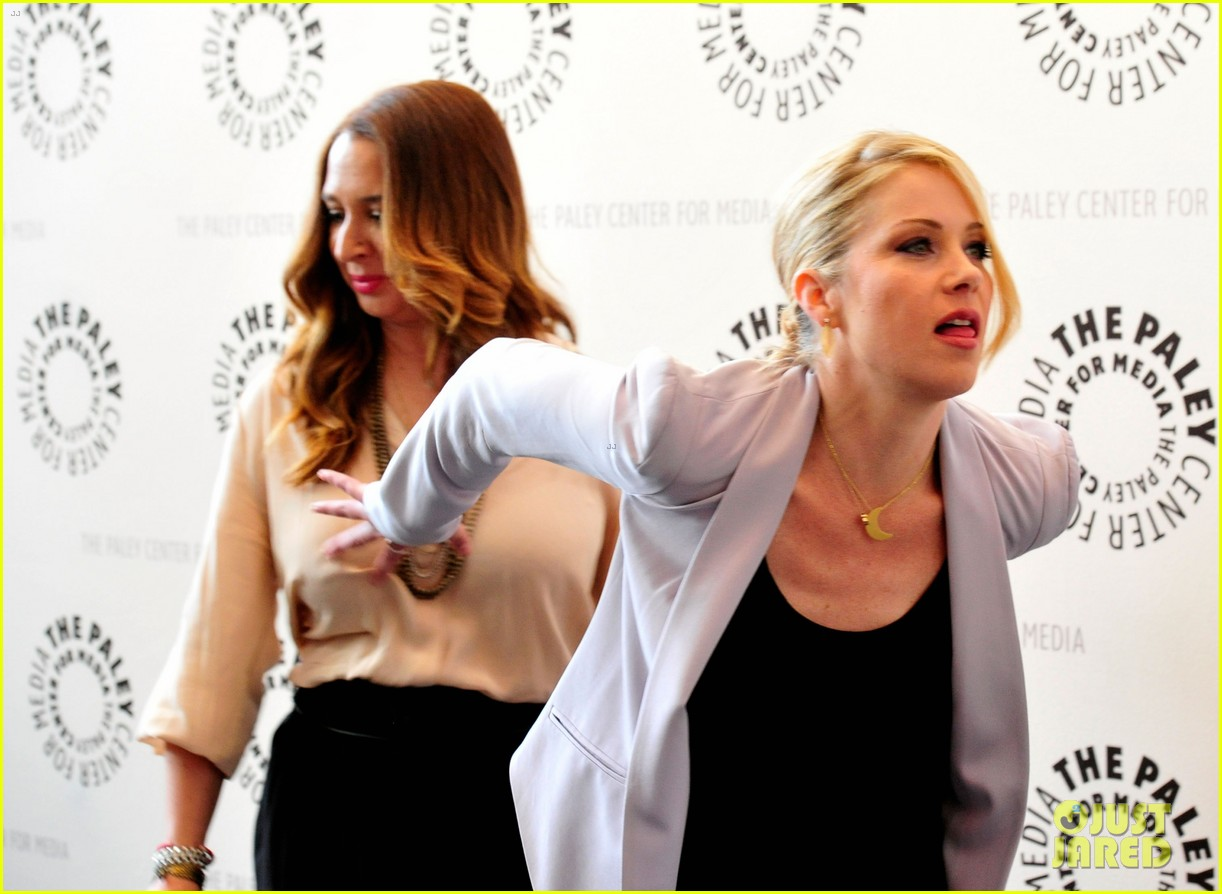 christina applegate maya rudolph up all night paley 11