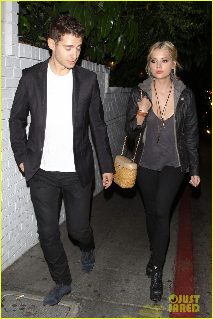 ashley benson leaving marmont 042667034