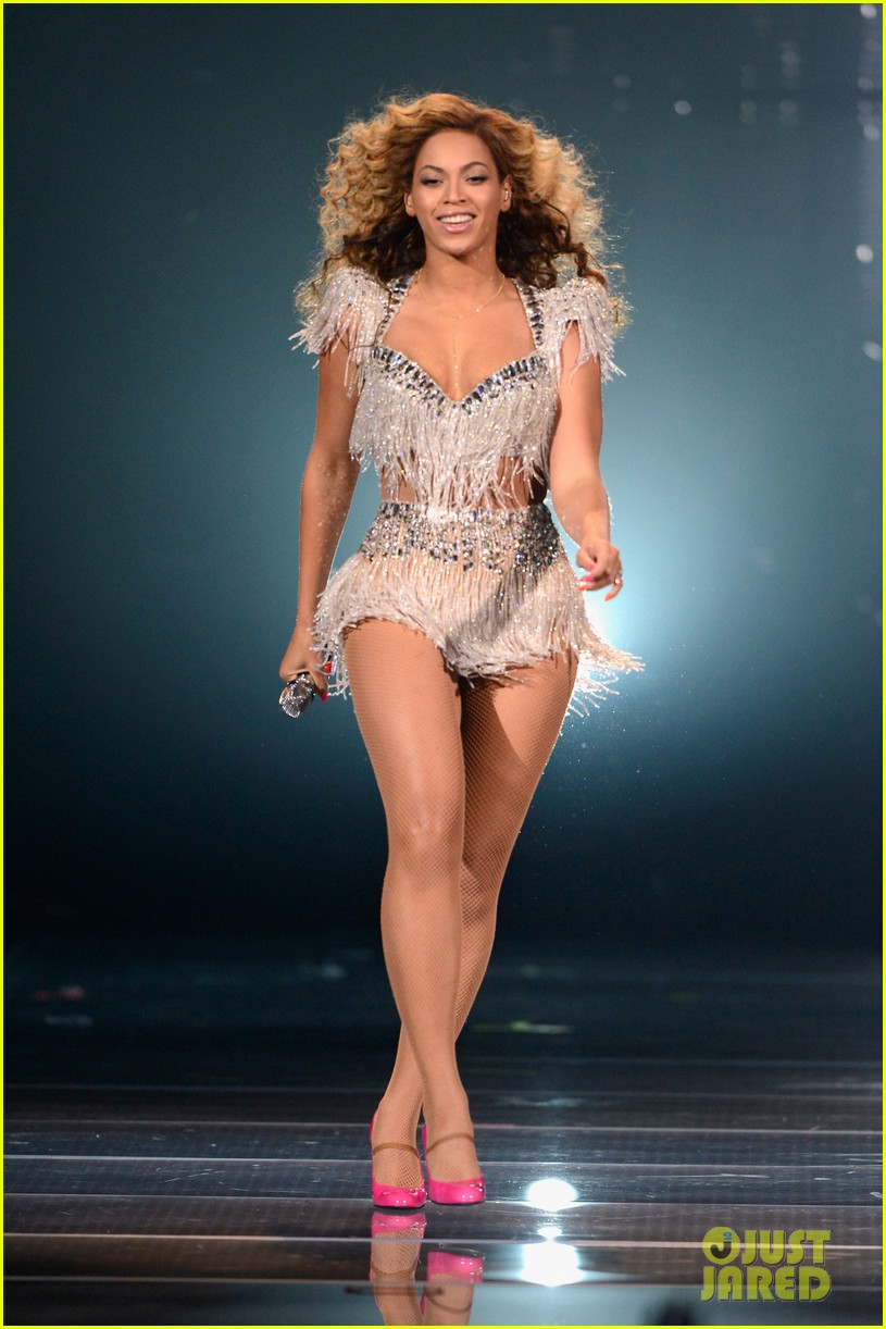 beyonce atlantic city performance 01