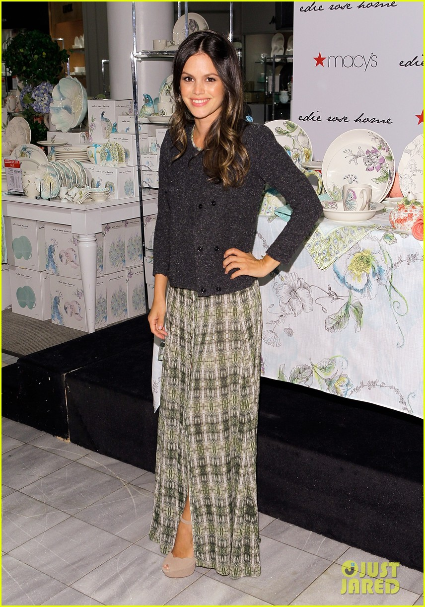 rachel bilson edie rose home collection launch 01