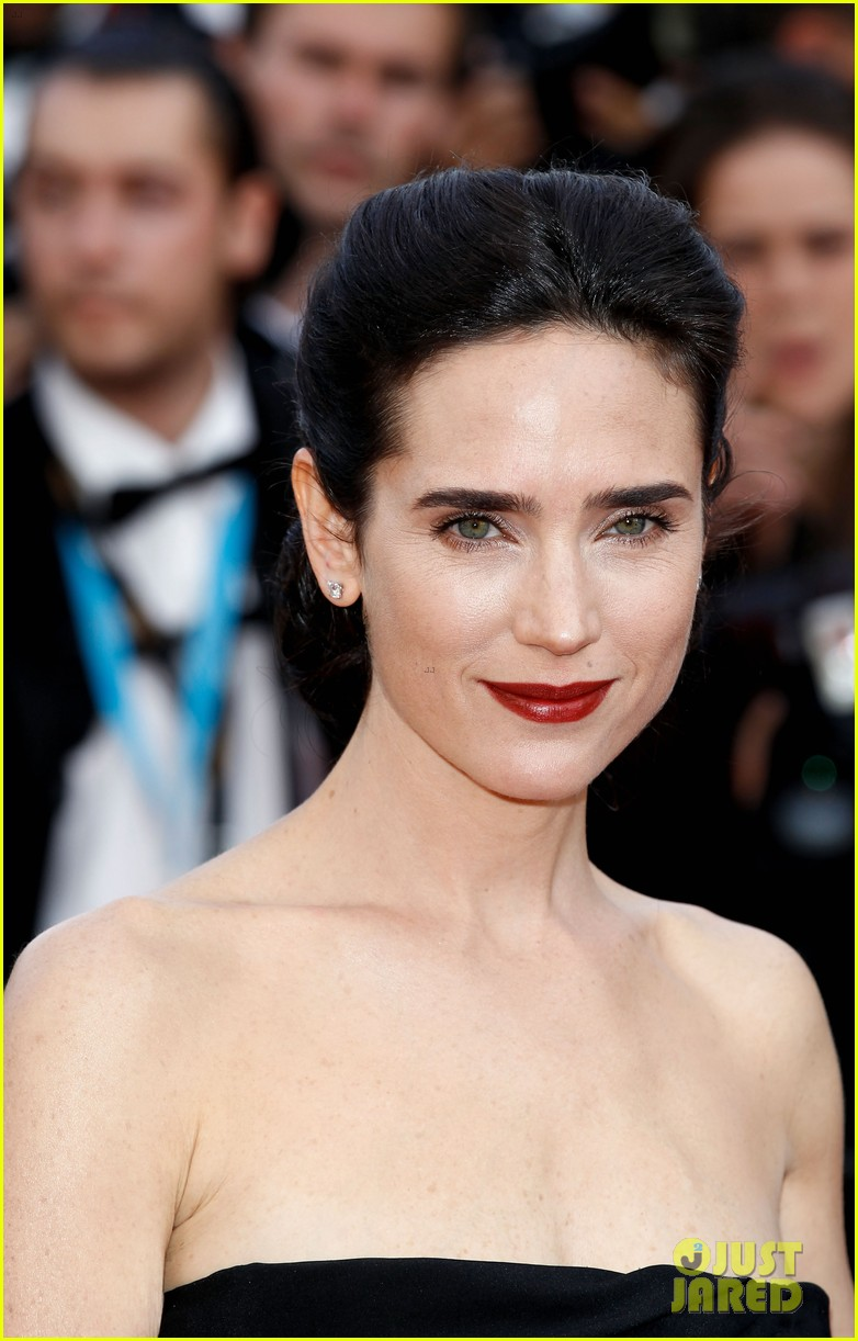 jennifer connelly once upon time cannes premiere 14