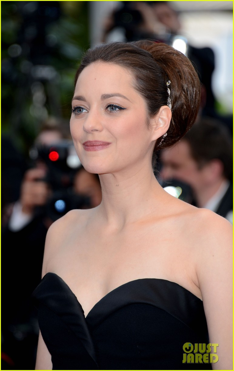 marion cotillard rust bone premiere cannes 16