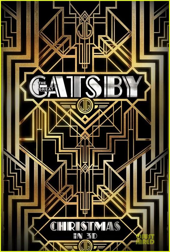 leonardo dicaprio great gatsby trailer poster2665480