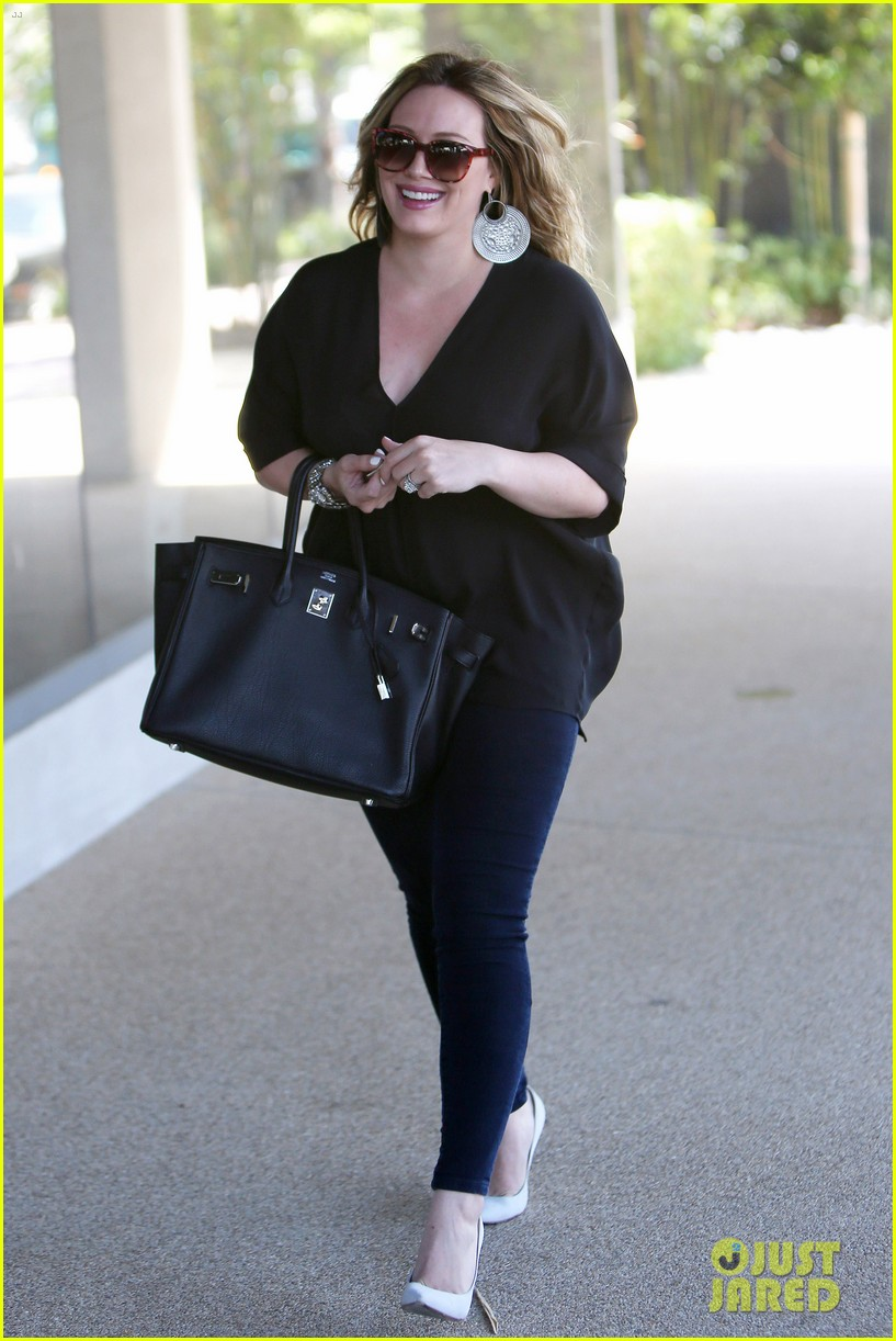 hilary duff black 12