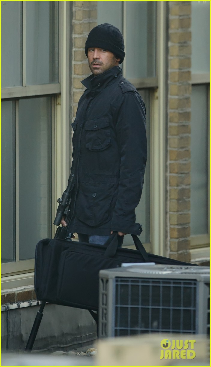 colin farrell dead man down set 01