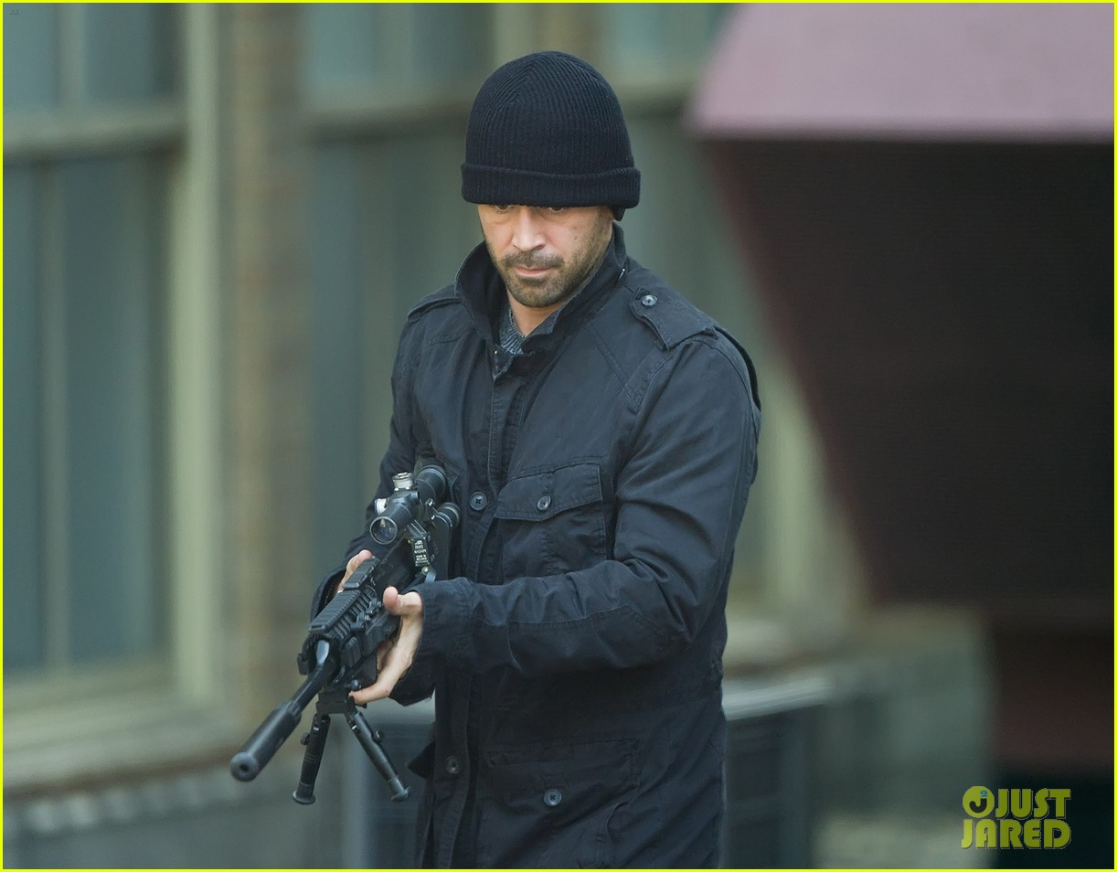 colin farrell dead man down set 052657435
