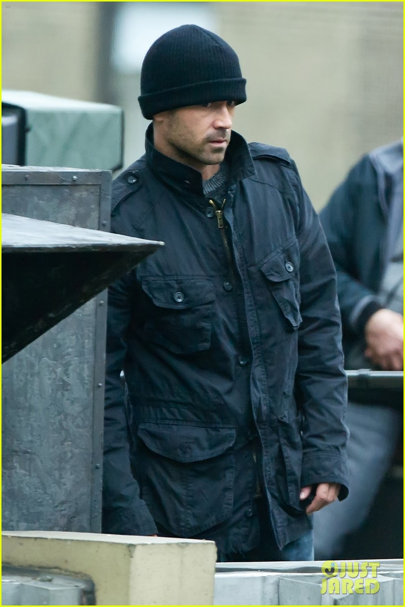colin farrell dead man down set 112657441
