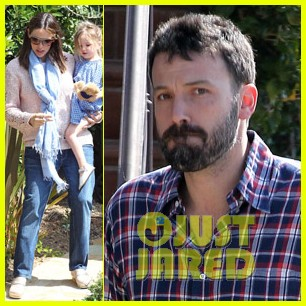 garner affleck saturday errands 23