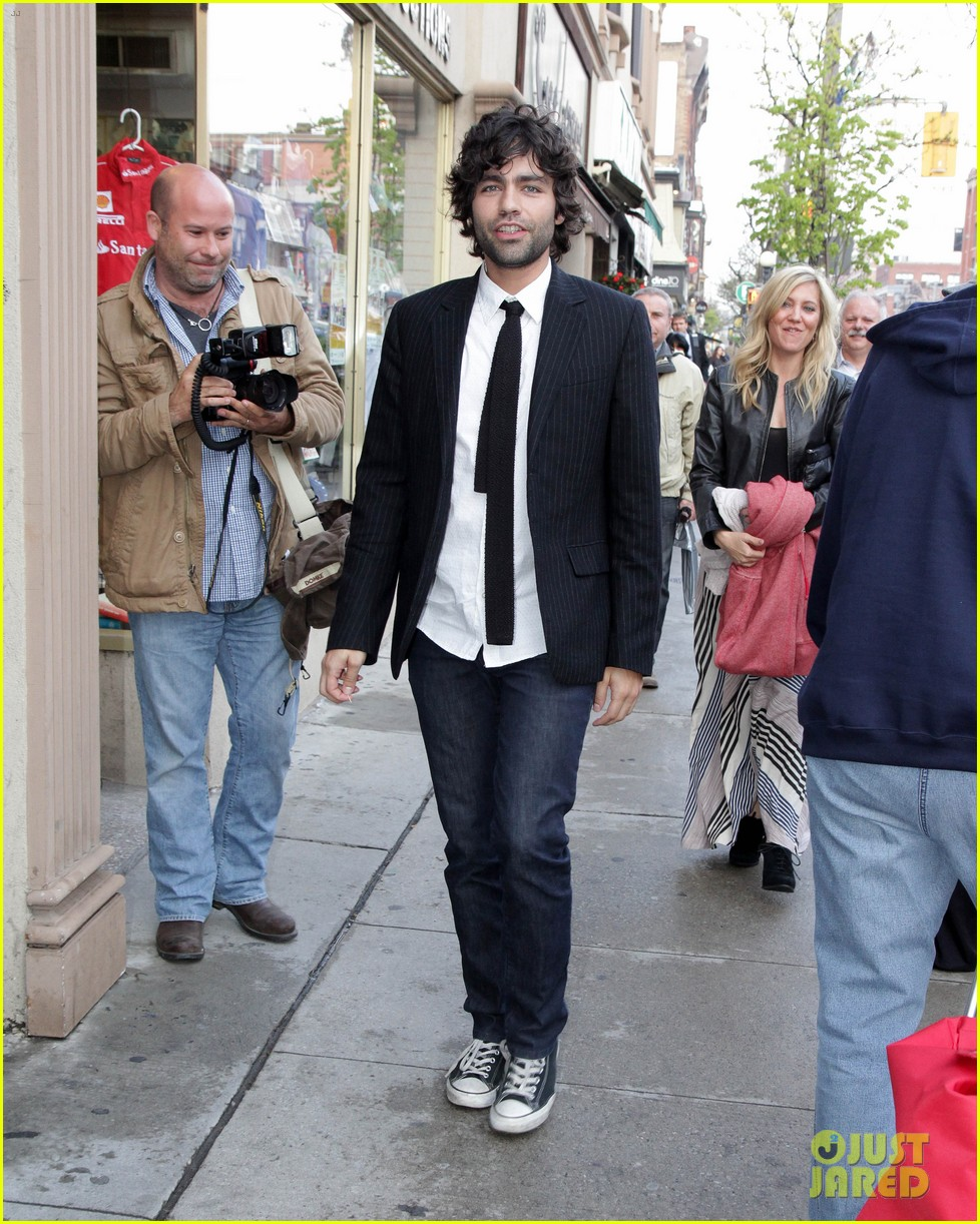 adrian grenier my name is faith premiere 012656711