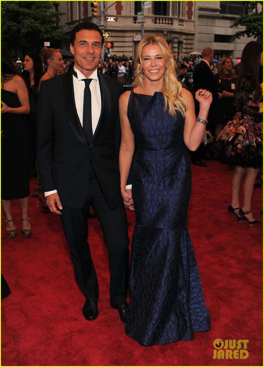 chelsea handler met ball 2012 with andre balazs 05