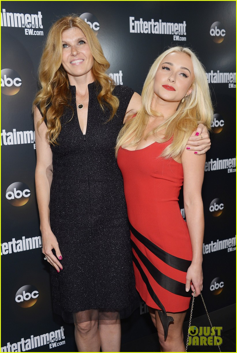 hayden panettiere connie britton abc upfront 11