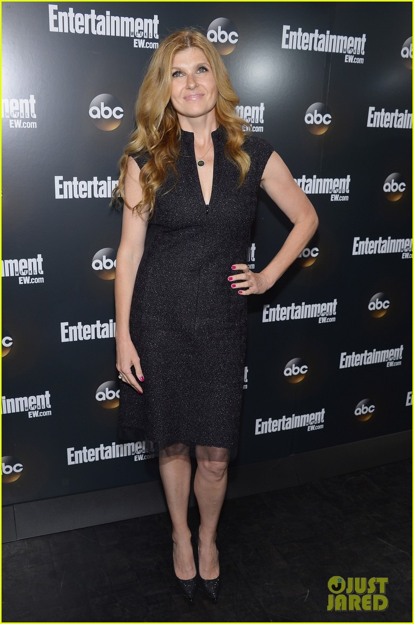 hayden panettiere connie britton abc upfront 12