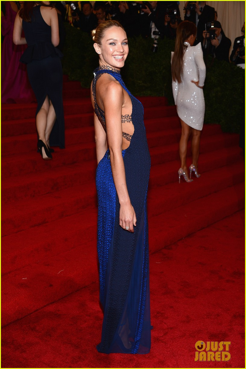 chanel iman candice swanepoel met ball 2012 08