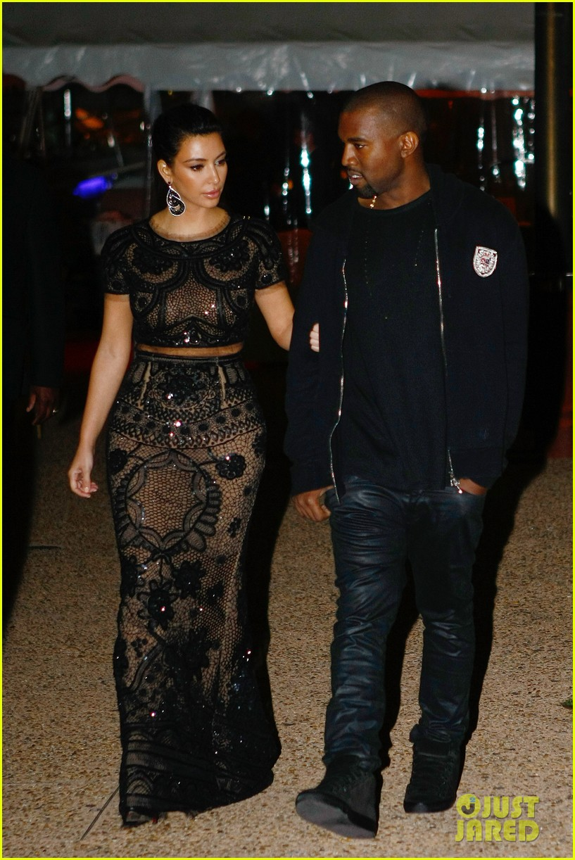 kim kardashian cannes events with kanye west 17