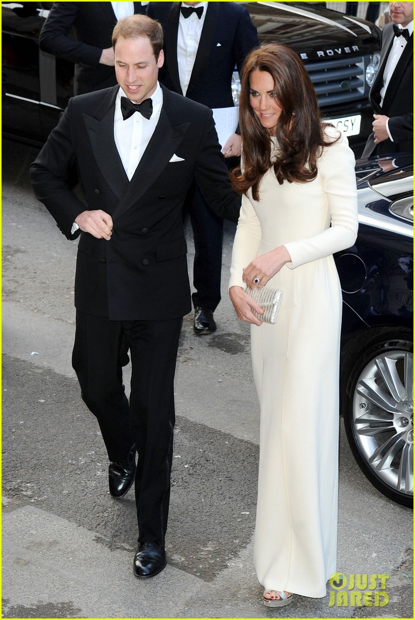 prince william kate claridges reception 01
