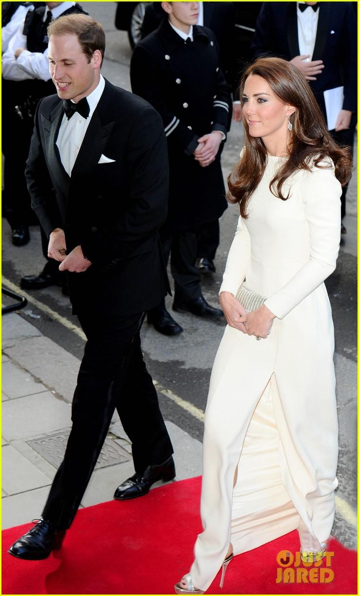 prince william kate claridges reception 07 - Prince William Kate Wedding