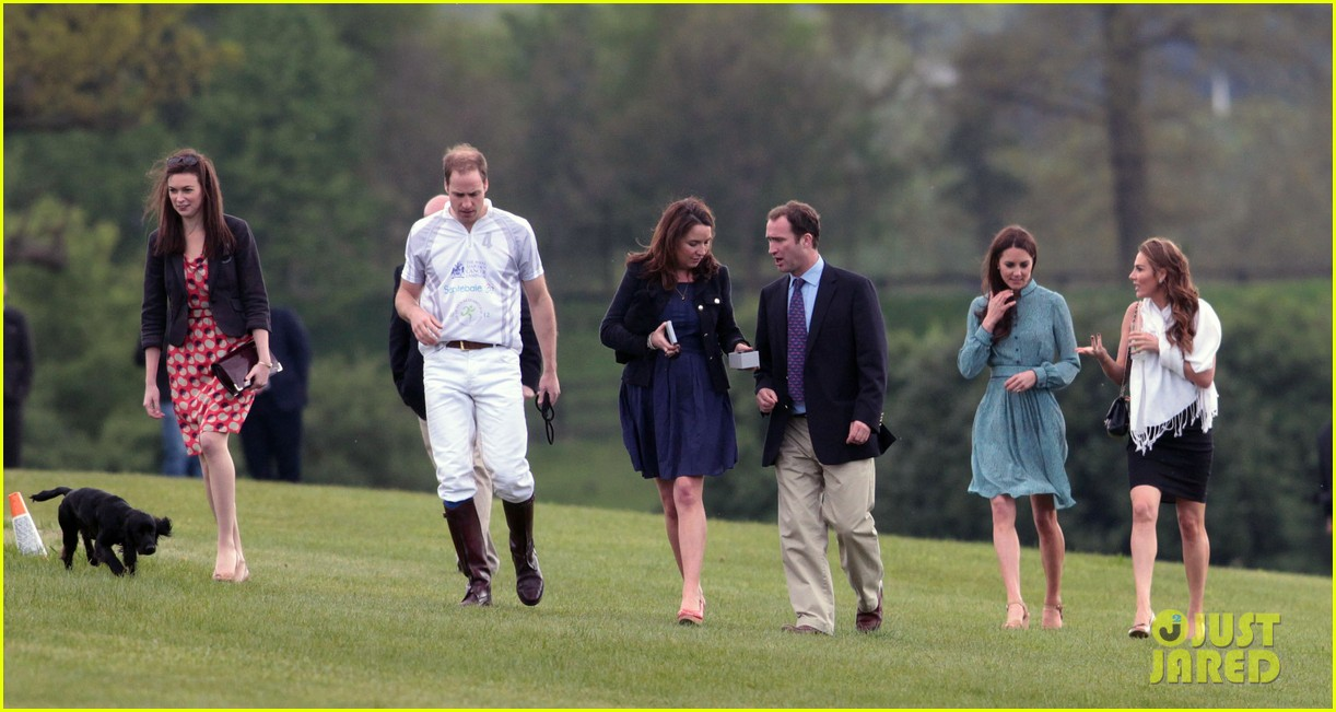 duchess kate polo game prince william 02