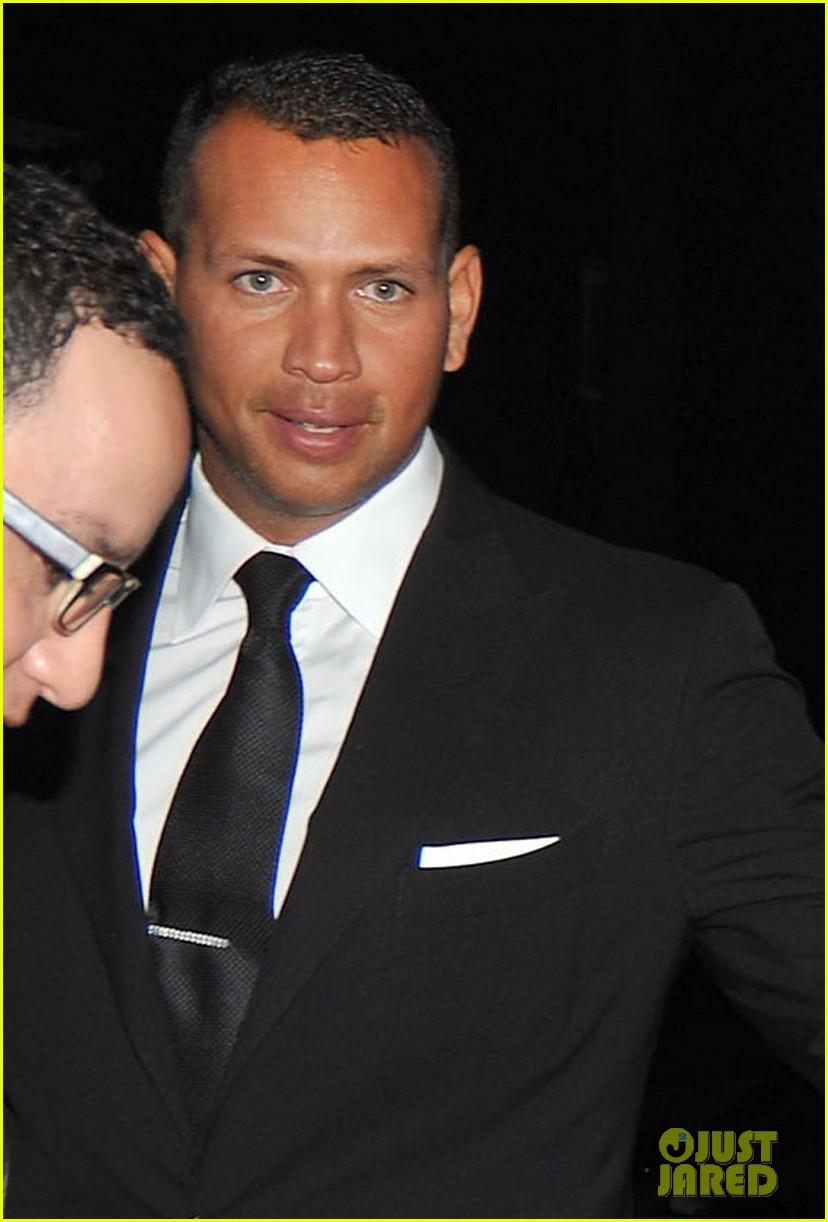 stacy keibler met ball 2012 after party with alex rodriguez 04