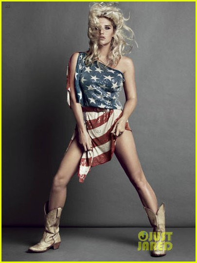 kesha covers v magazine americana issue 07
