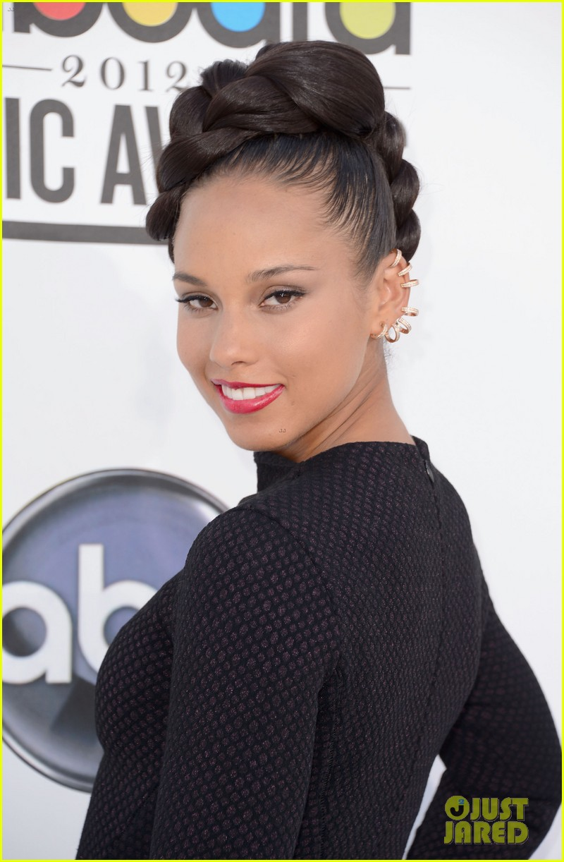 alicia keys billboard awards 2012 03