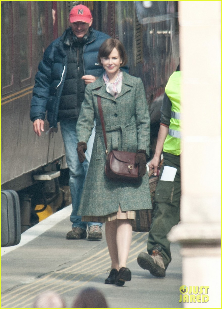 nicole kidman colin firth railway man set 00