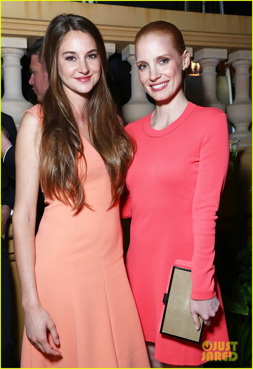 jessica chastain diane kruger women in film cannes party 01 Jessica Chastain