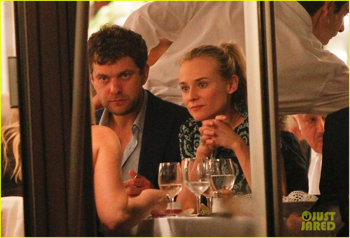 diane kruger joshua jackson seafood supper in cannes 052665602