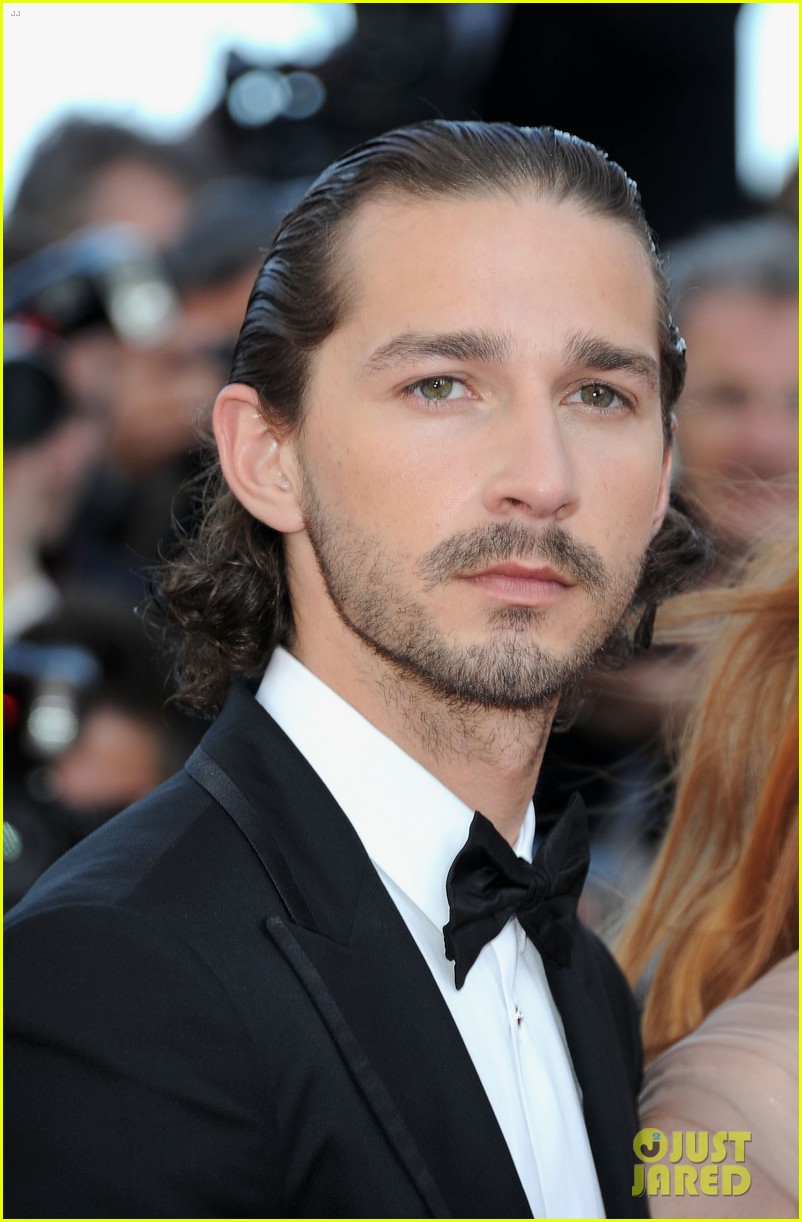shia labeouf lawless premiere at cannes 01