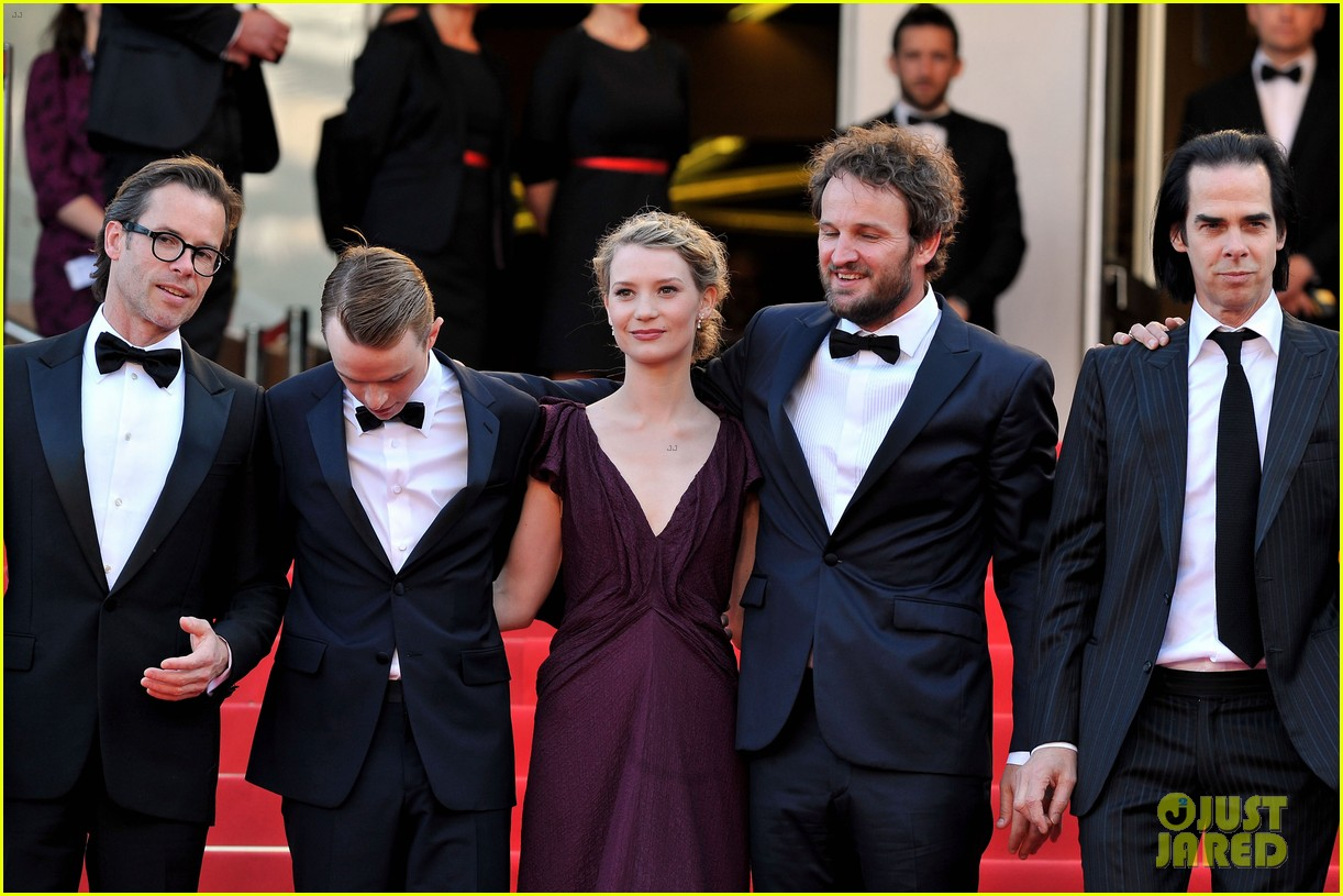 shia labeouf lawless premiere at cannes 29
