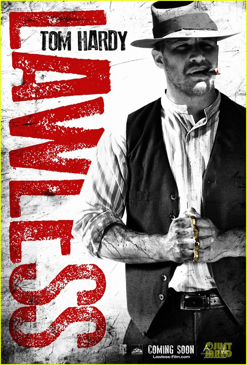 shia labeouf lawless character posters 02