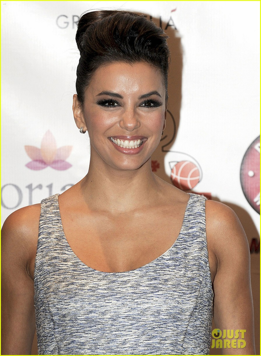 eva longoria press conference marbella 052666670