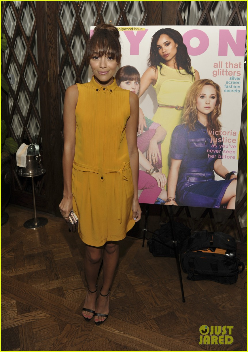 ashley madekwe christa b allen nylons young hollywood party 052659989