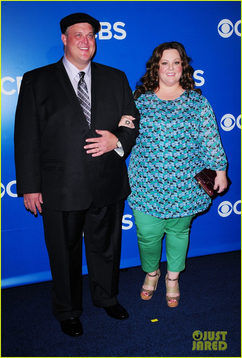 melissa mccarthy cbs upfront 06