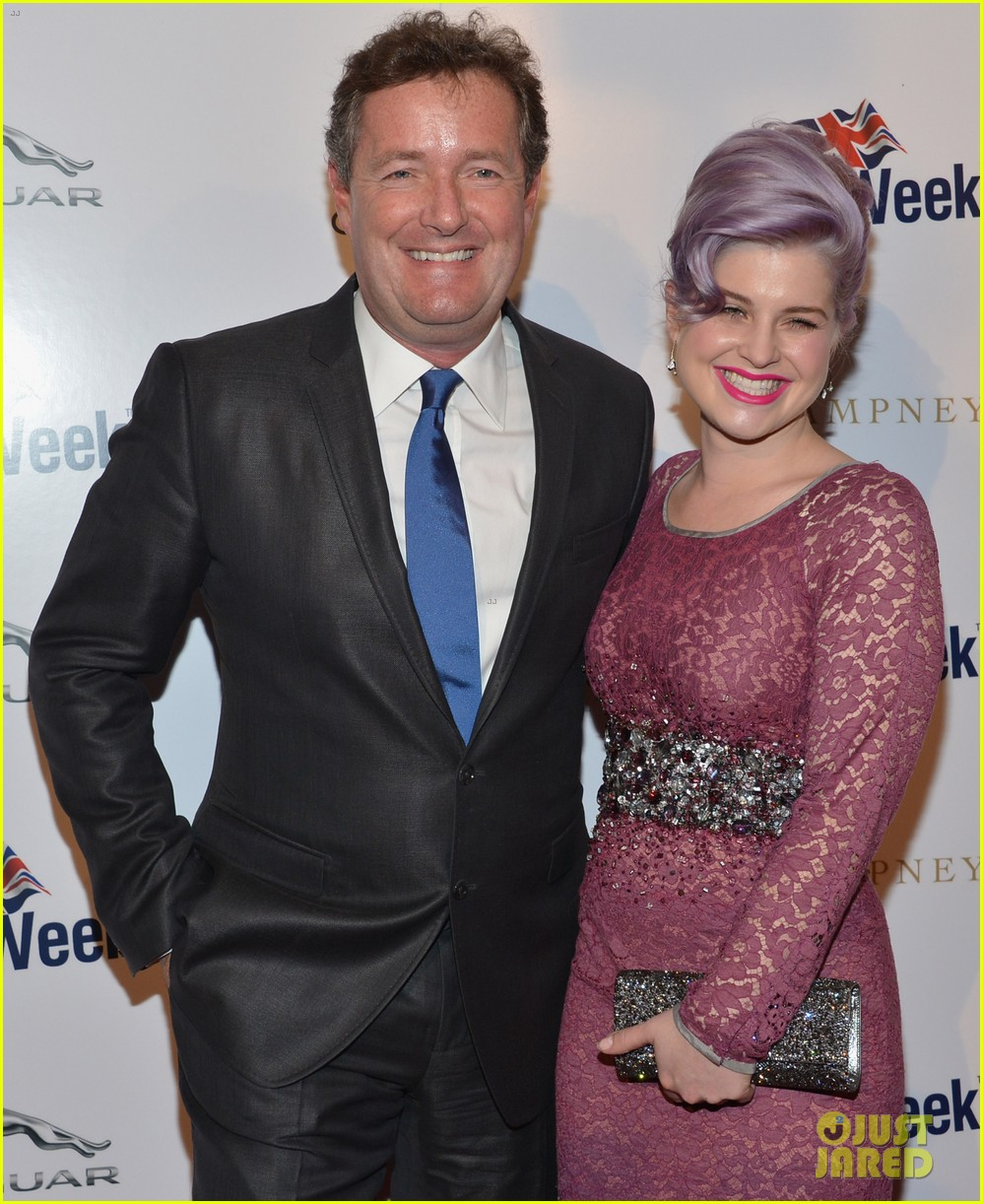 kelly osbourne britweek evening with piers morgan 032657604