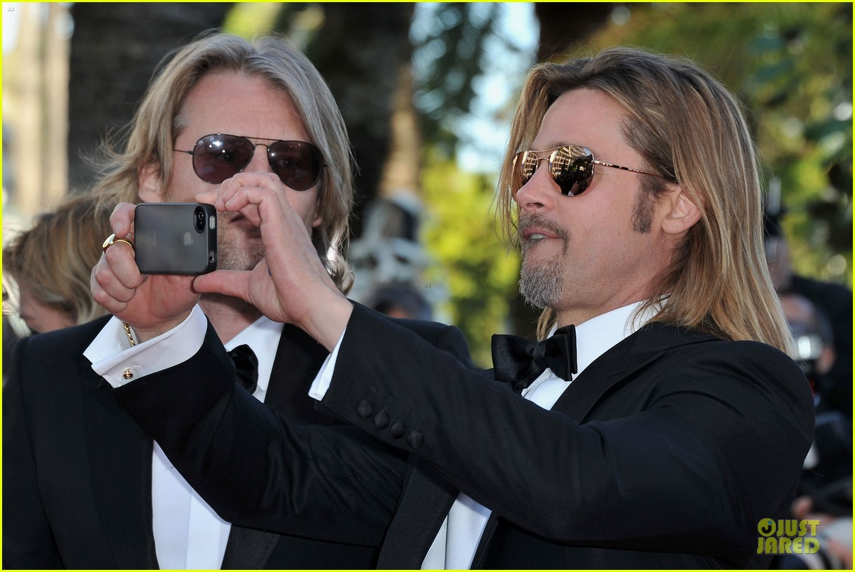 brad pitt killing softly cannes premiere 18
