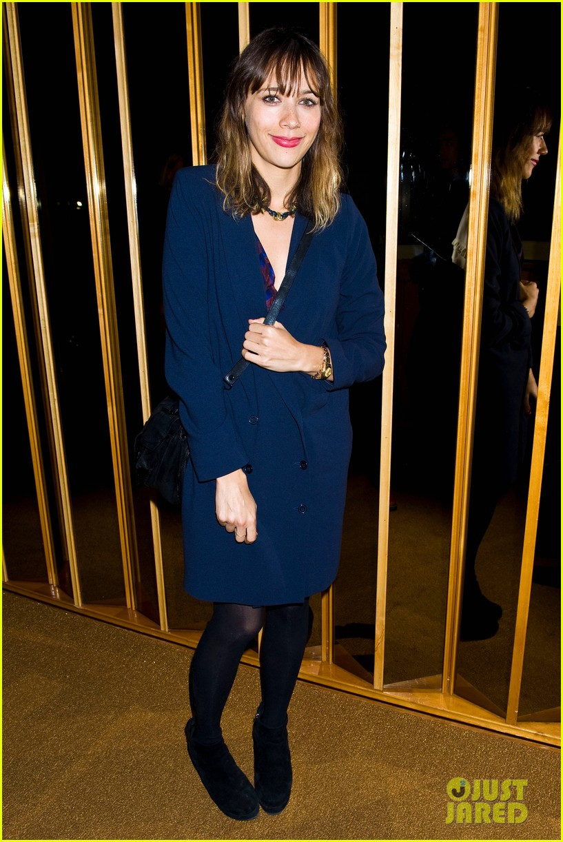 rashida jones hairball party 11