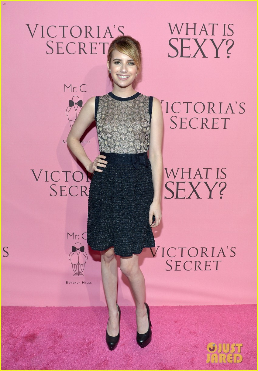 emma roberts david yurman victorias secret 01