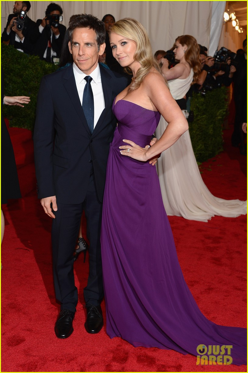 mark ruffalo ben stiller 2012 met ball 012658878