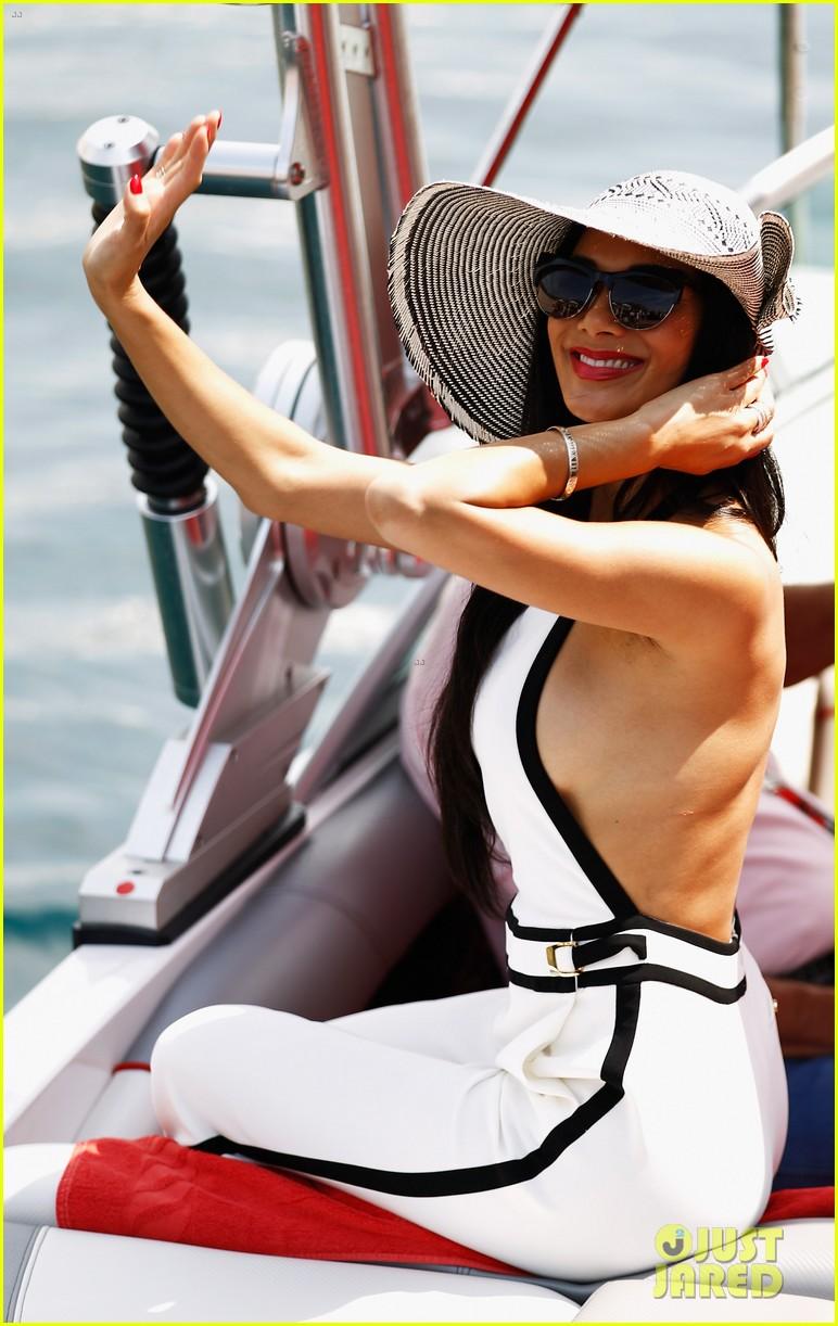 scherzinger boat ride 14